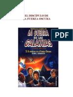 Anderson, Kevin J. - Trilogía de la Academia Jedi 2 - El discípulo de la fuerza oscura