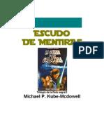 Kube-McDowell, Michael P. - Star wars - La nueva república - Trilogía de la flota negra 2 - Escudo de mentiras