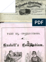 Gaskell - Compendium of Elegant Writing