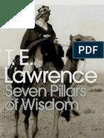 Lawrence, T.E. - The Seven Pillars of Wisdom (1926)