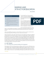 Management in Ict of Educacion