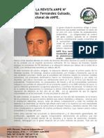Editorial Revista ANPE 543. Nicolás Fernández Guisado