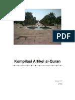 Kompilasi Artikel Al-Quran