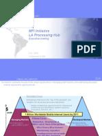 Mobile LA Processing Hub - Exec Summary_iw-121008
