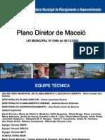 Apresentacao Dione PLANO DIRETOR DE mACEIÓ