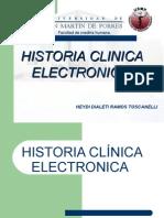 Historia ClÍnica Electronic A