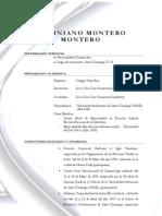 Montero, Justiniano