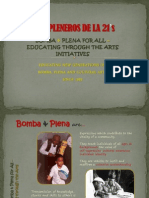 LP21 Teaching with Arts and Culture