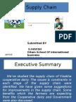 Milk Supply Chain of Visakha Dairy