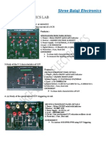 Power Electronics Lab Manual