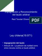 Presentación Raul Tavolari