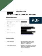 Camacho Hidalgo, Ignacio Pascual
