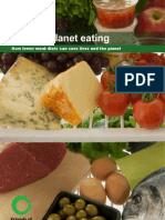 Healthy Planet Eating