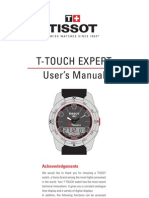 Tissot Manual