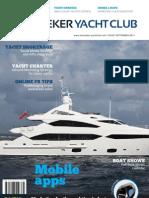 Sunseeker Yacht Club magazine - Yacht Brokerage and Charter - September 2011 issue