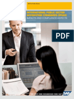 International Public Sector Accounting Standards (IPSAS) (A4)