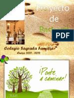 Proyecto Pastoral 2011 - 2012