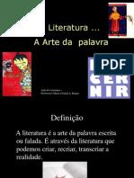 Literatura-Aarte Da Palavra