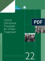 Report22 Hybrid Membrane Processes