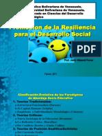 Seminario Resiliencia UBV