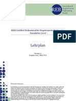 Lehrplan CPRE Foundation Level German 2.1