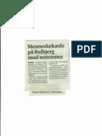 På Bulbjerg mod testcenter