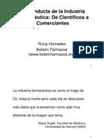 T01 - La Industria Farmaceutica