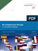 De compras por Europa In concordia varietate