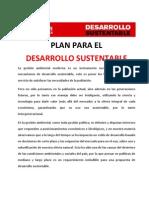 Plan Para El Desarrollo Sustentable - Ricardo Alfonsín 2011