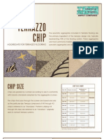 Terrazzo Chip Brochure Web