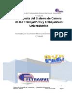 Sistemadecarrera_revision08julio2009 Definitivo Para Entrega