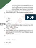 Reasoning Key Coding Decoding Kanishk@Mail