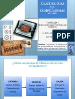00 Modelos de Arquitectura de Computo