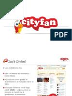 Cityfan Presentazione Maggio 2011 Wind Business Factor Pubblico