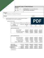 Aplicación de Costos Y Tarifas Portuarias