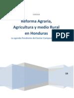 Reforma Agraria en Honduras