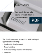 Firo b Control