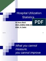 Hospital Statistics