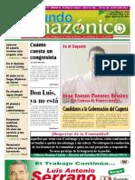 Periódico Mundo Amazónico Edicion No. 50 Feb-Mar / 2010