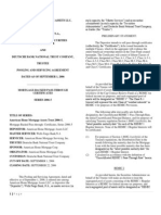 AHMSI Loan Purchase Agreement