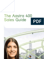 Aastra 400 Selling Guide