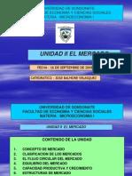 Uso - Mic i - Unidad II - El Mercado