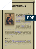 Simon Bolivar Bloger