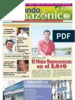 Periódico Mundo Amazónico Edición No. 55 Ene-Feb /2011