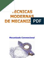 Mecanizado y Eficiencia de MCI