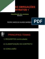 Classificacao Dos Contratos 30.05