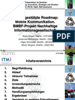 Leitbildgestütztes Roadmapping