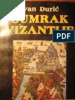 Ivan Djuric Sumrak Vizantije Knj2