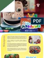 Horacio y Los Plasticines Storykit