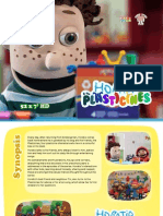 Horatio and the Plasticines / Storykit